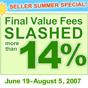 eBay ลดค่าธรรมเนียม Final Value Fee ต้อนรับฤดูร้อน
