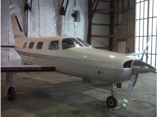 1985 Piper PA-46-310P Malibu Single Engine Prop